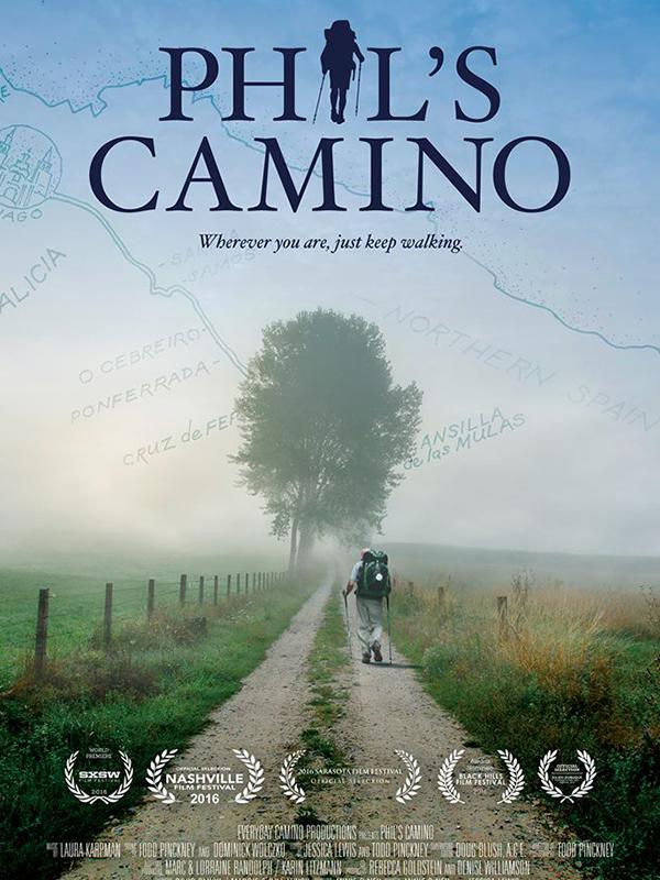 Phil's Camino Film
